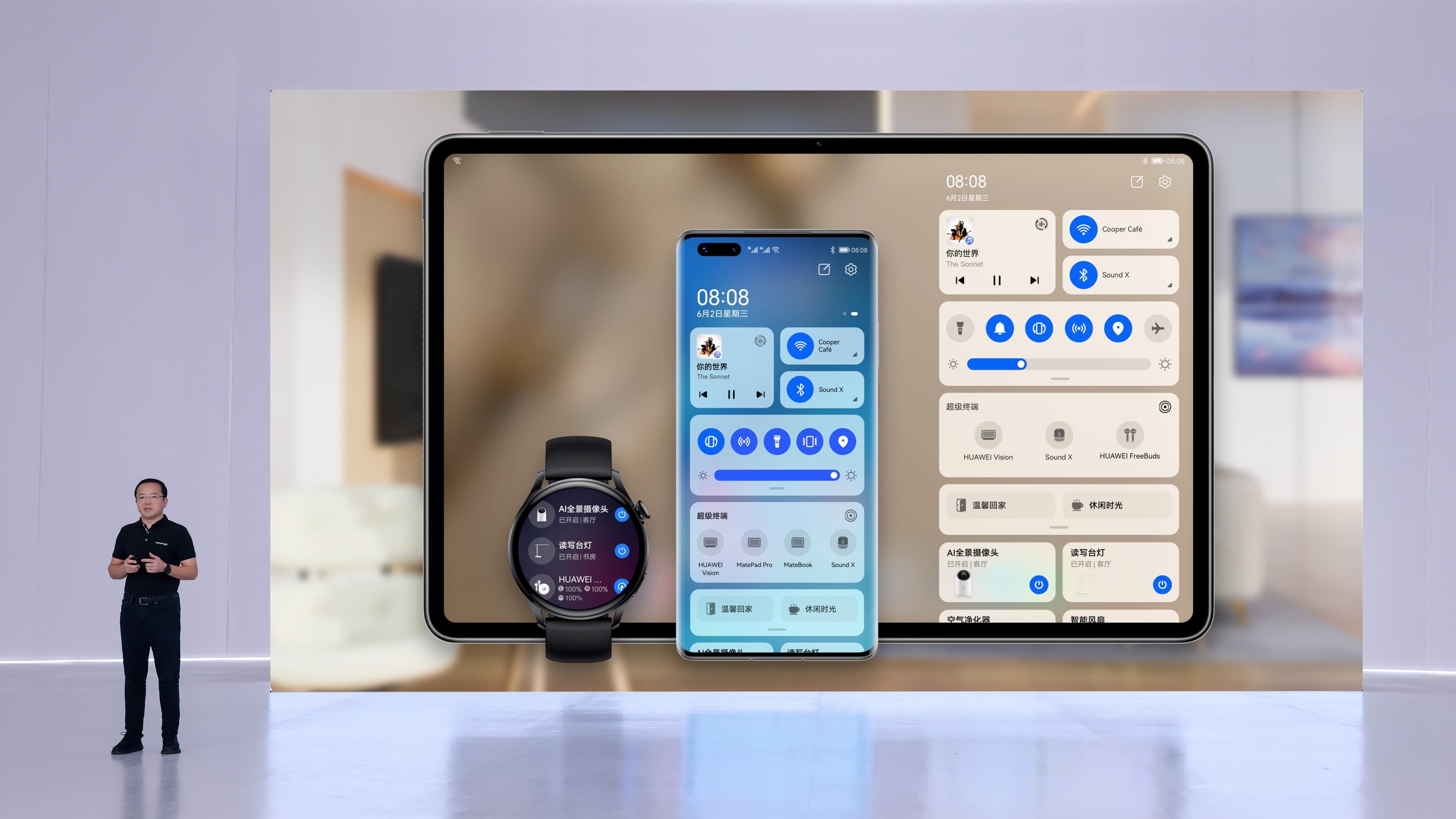 Nå ruller Huawei ut sitt Android-alternativ