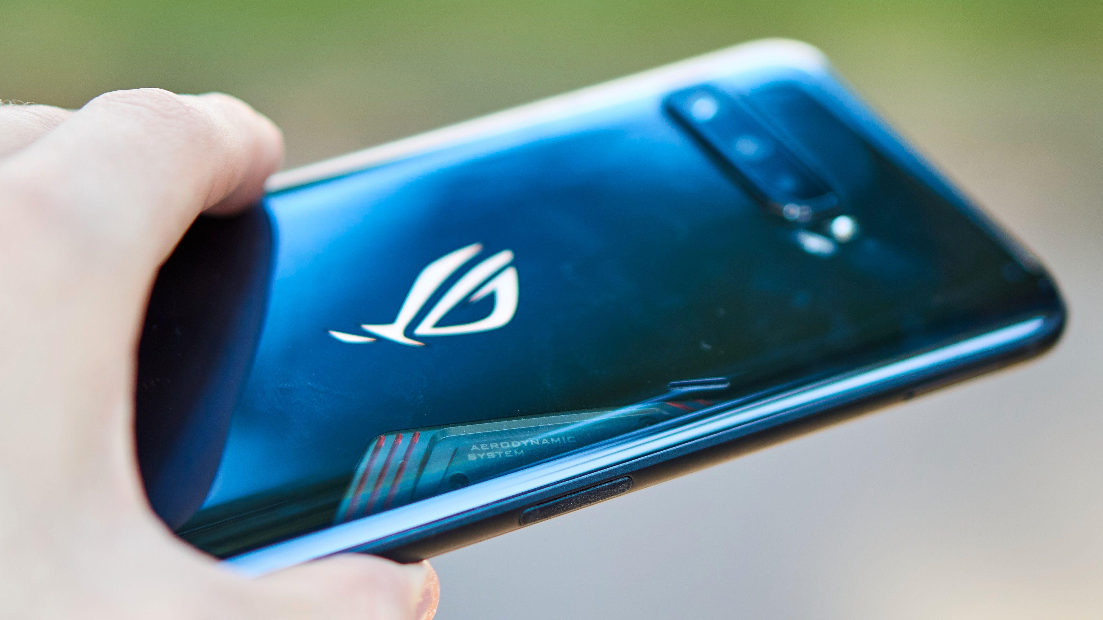 ROG Phone 3 er en svææær mobil.