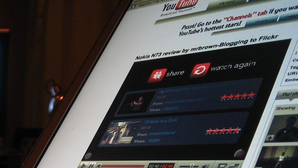 Søk smartere på YouTube