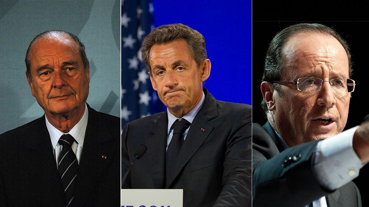 – NSA har avlyttet franske presidenter i 10 år