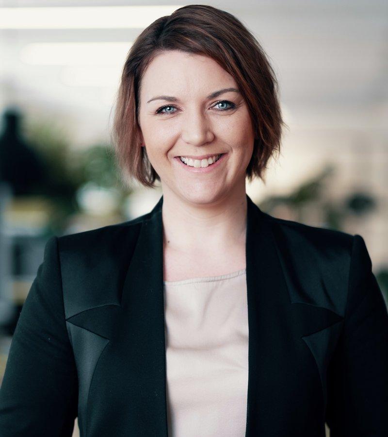 Christina Bu, generalsekretær i Norsk elbilforening.