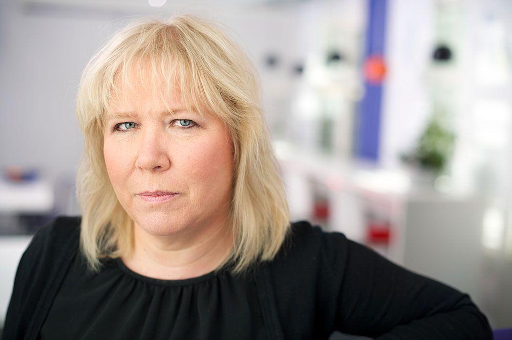 Nestleder Bente Øverli i Forbrukerombudet ber Telenor endre markedsføringen sin.