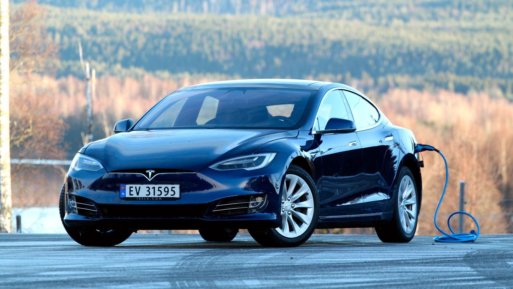 Model S får bedre rekkevidde.