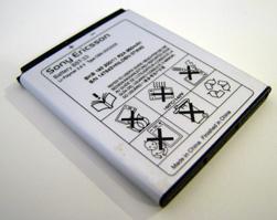 Slik ser de fleste av dagens mobilbatterier ut. (Foto: Silje Gomnæs)