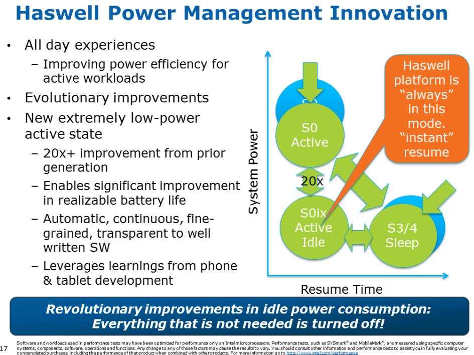 Nye idle-modus er kjekt hvor strømforbruk er viktig, men den nye spenningsregulatoren er et tveegget sverd for overklokkere. Foto: Intel