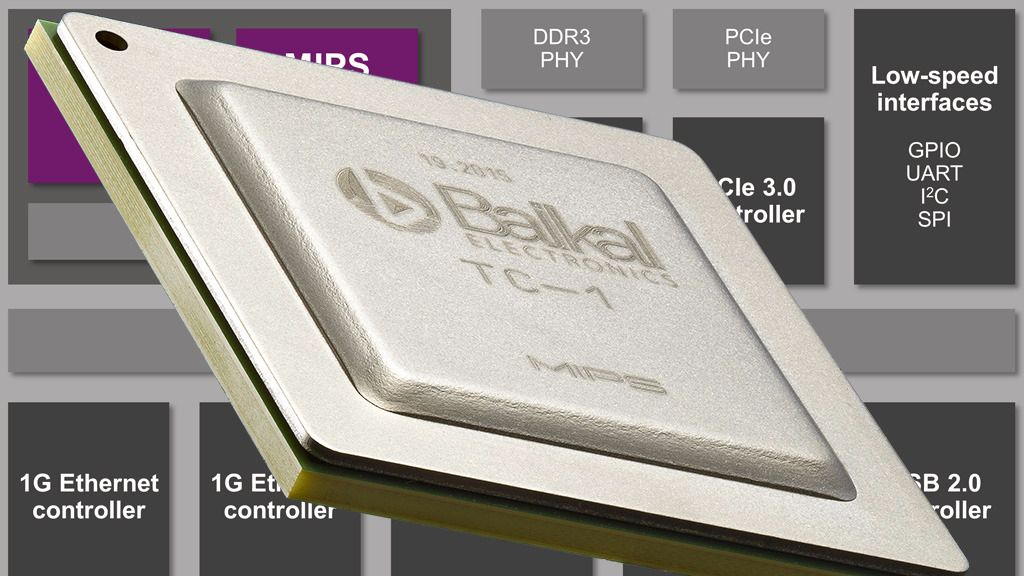 Russerne har lansert ny MIPS-basert prosessor