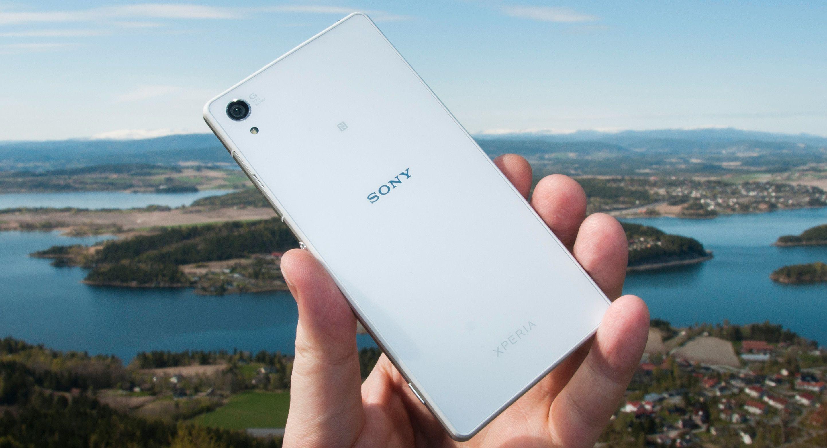 Sonys mobilavdeling skal bidra med blant annet kamera- og telekommunikasjonsteknologi i utvikling av de nye dronene. Foto: Finn Jarle Kvalheim, Amobil.no
