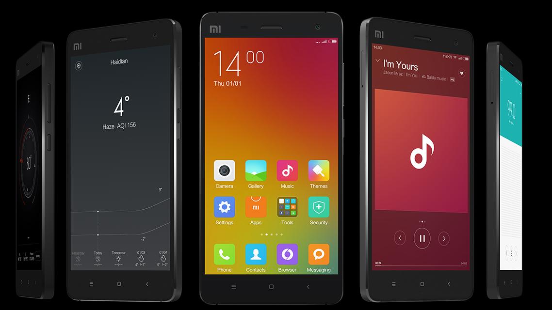 Xiaomi lanserer snart sin nye flaggskip-modell, Mi 5