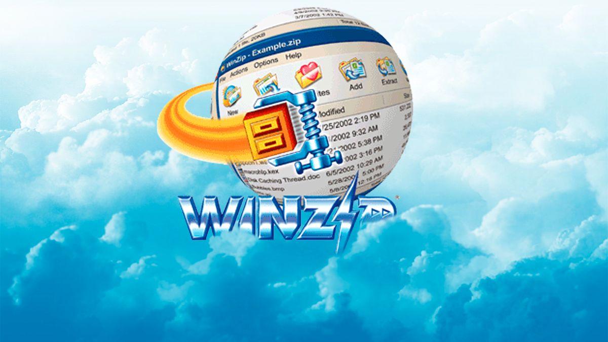 WinZip blir en skytjeneste
