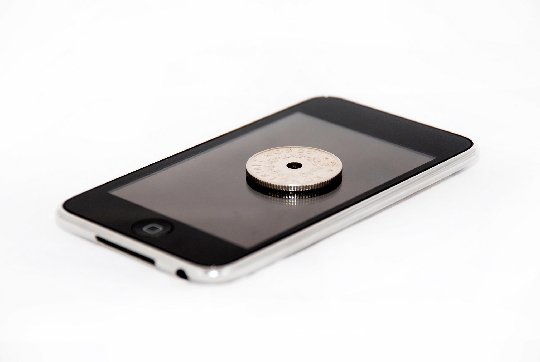 Ipod Touch gir mye for pengene.