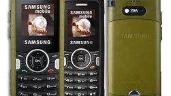 Ny Samsung-mobil tåler juling