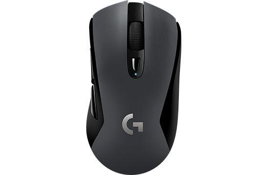 Logitech G603.