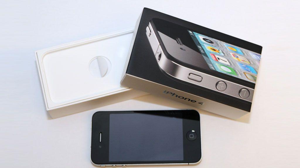Så mye koster iPhone 4
