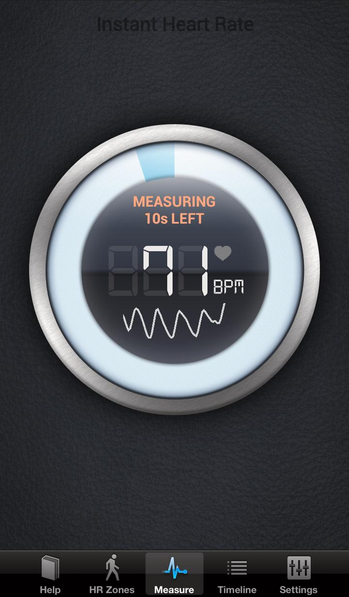Instant Heart Rate Pro.