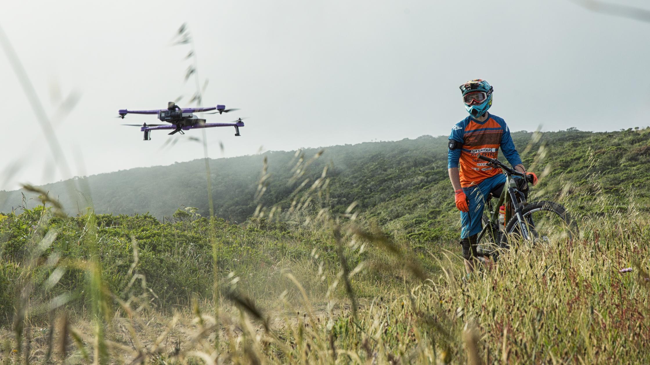 Denne dronen skal være helt «håndsfri»