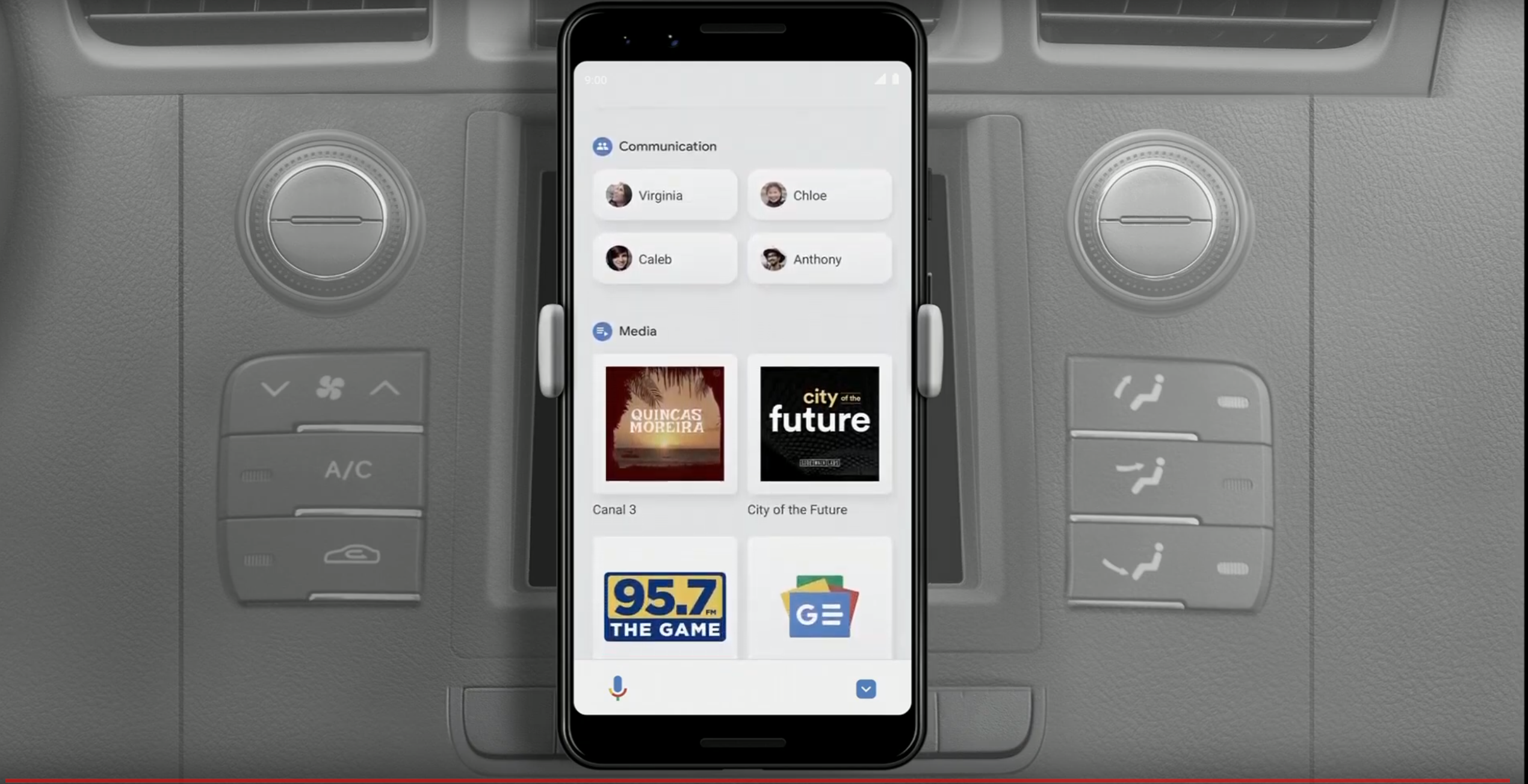 Hey Google får nå nye funksjoner i bilen - også for deg som ikke bruker den med Android Auto.