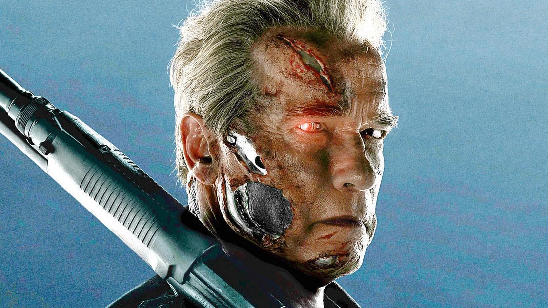 Terminator-aktig stoff reparerer seg selv på få sekunder