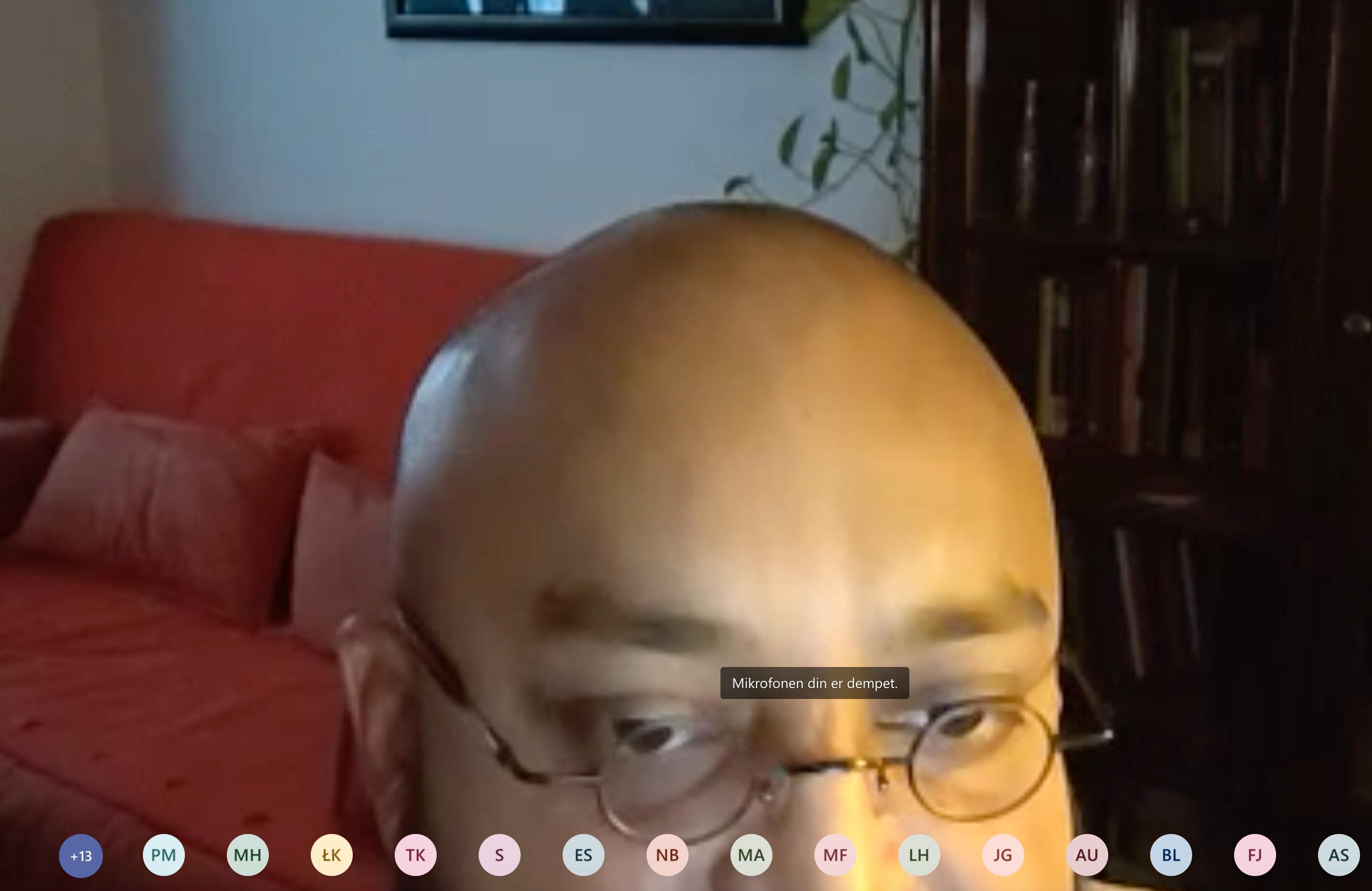 Motorolas produktekspert, Atish Ghosh.