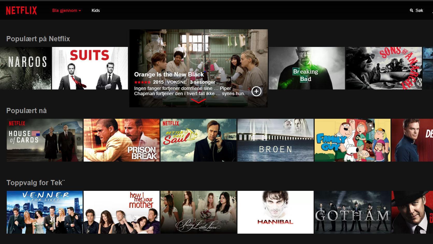 Netflix. Foto: Netflix