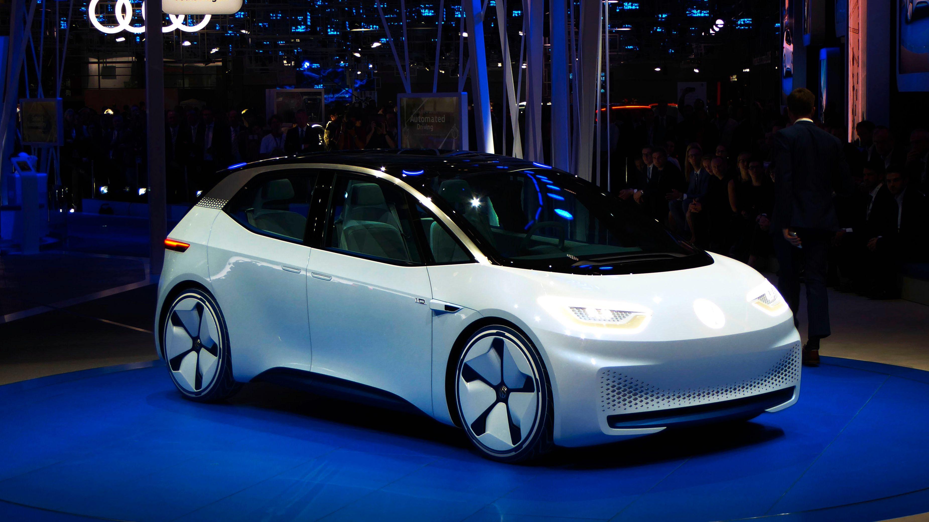 Spar En Startpris For Volkswagens Nye Elbil Pa Godt Under 300 000 Kroner Tek No