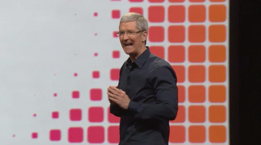 Tim Cook i Apple.