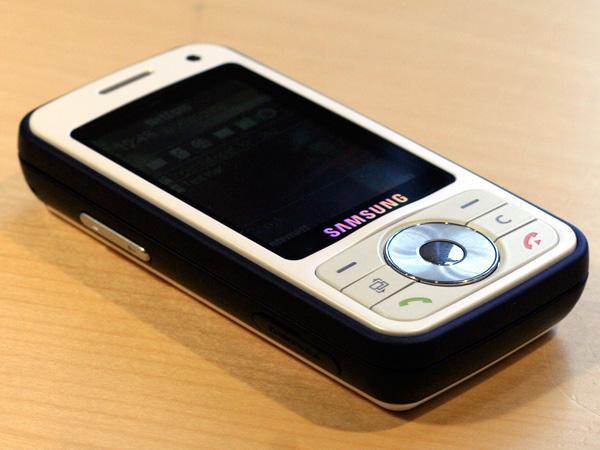 Samsung I450 er blant telefonene som leverer kortest spilletid mellom ladingene.