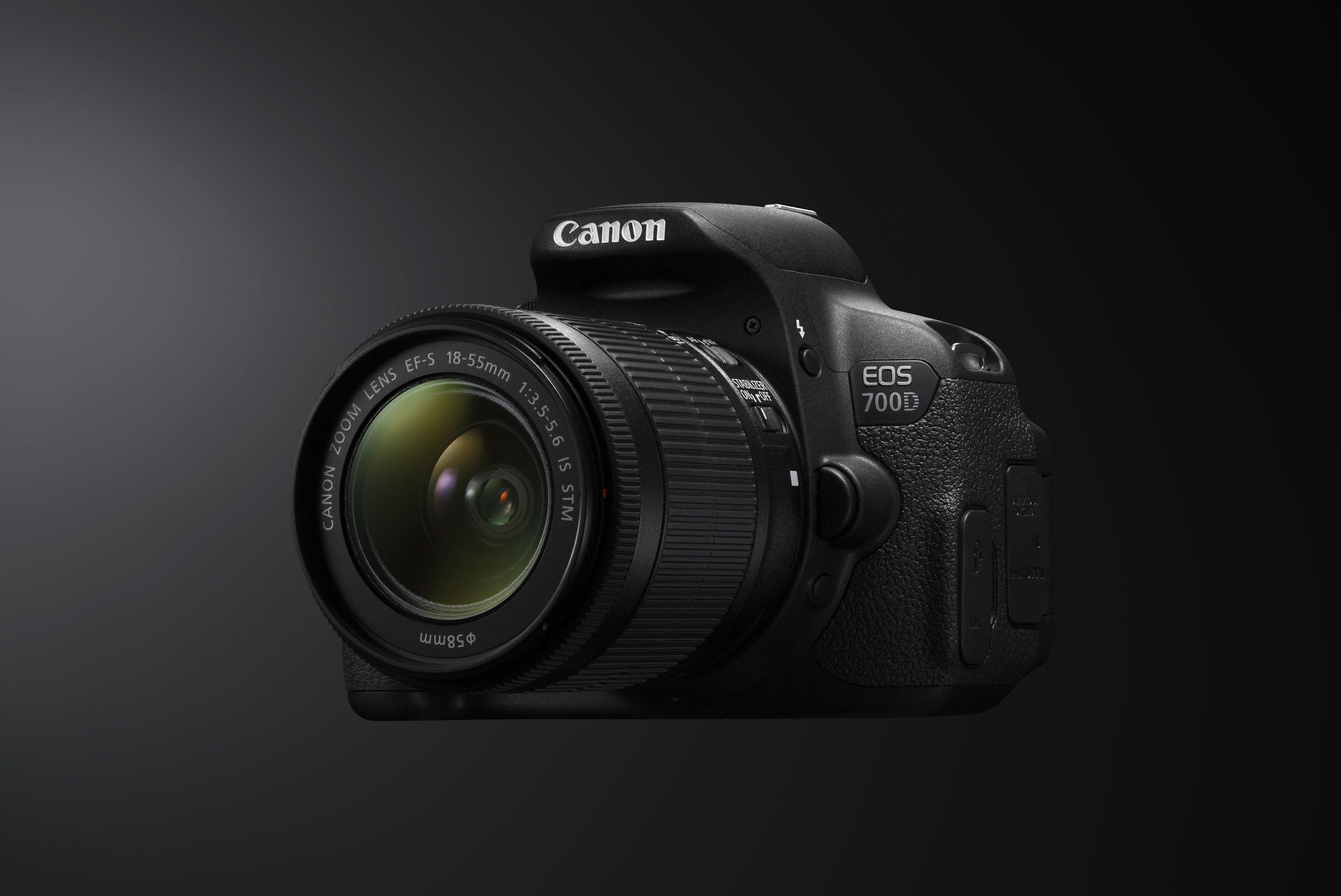Canon EOS 700D.Foto: Canon