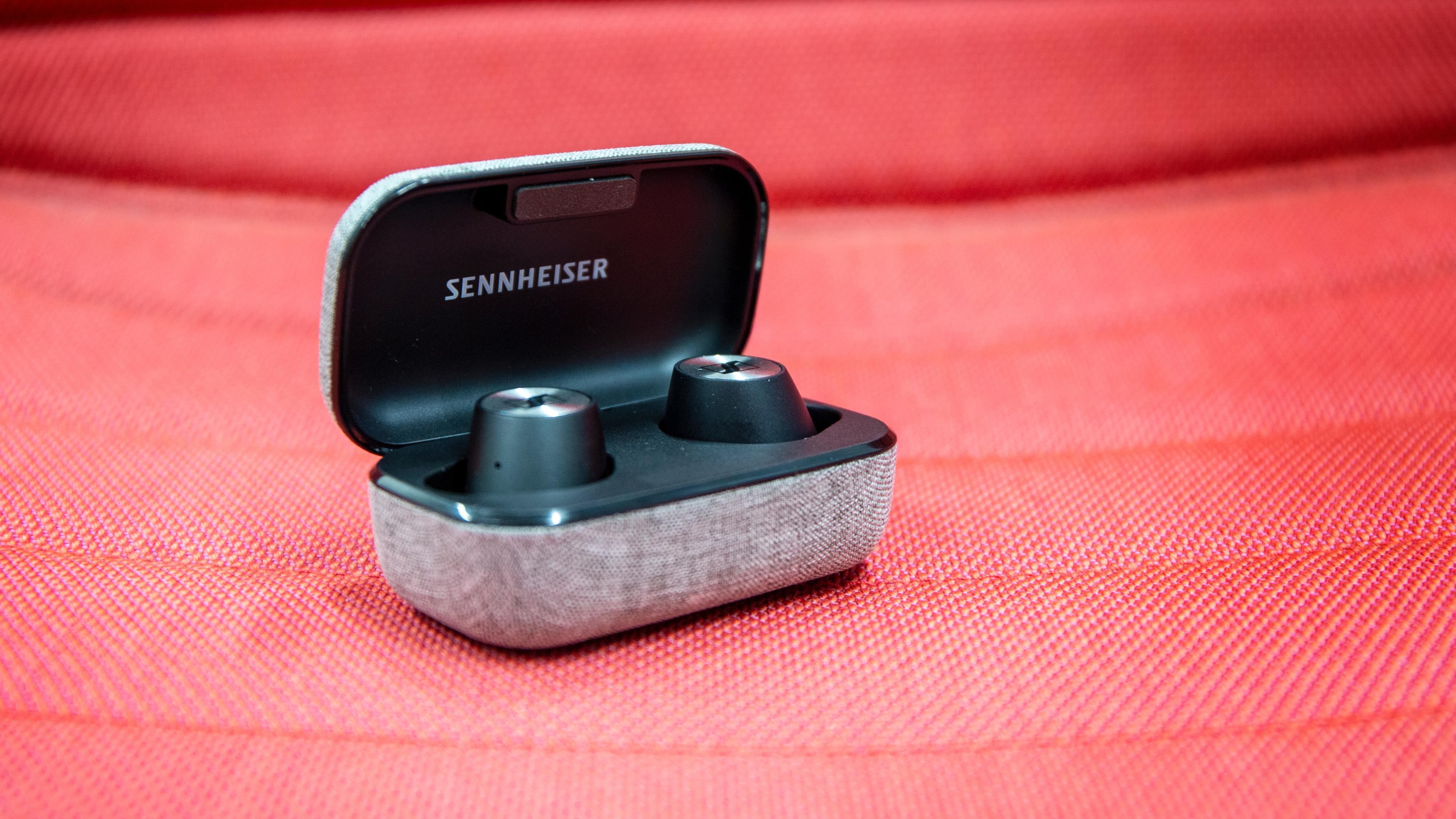 Sennheisers Momentum True Wireless har fabelaktig lyd, men utførelsen mangler litt på enkelte områder.