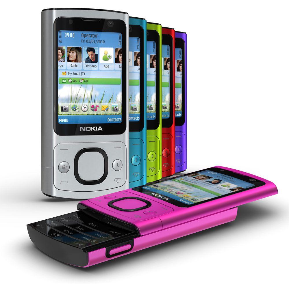 Nokia 6700 slide. (Foto: Nokia)