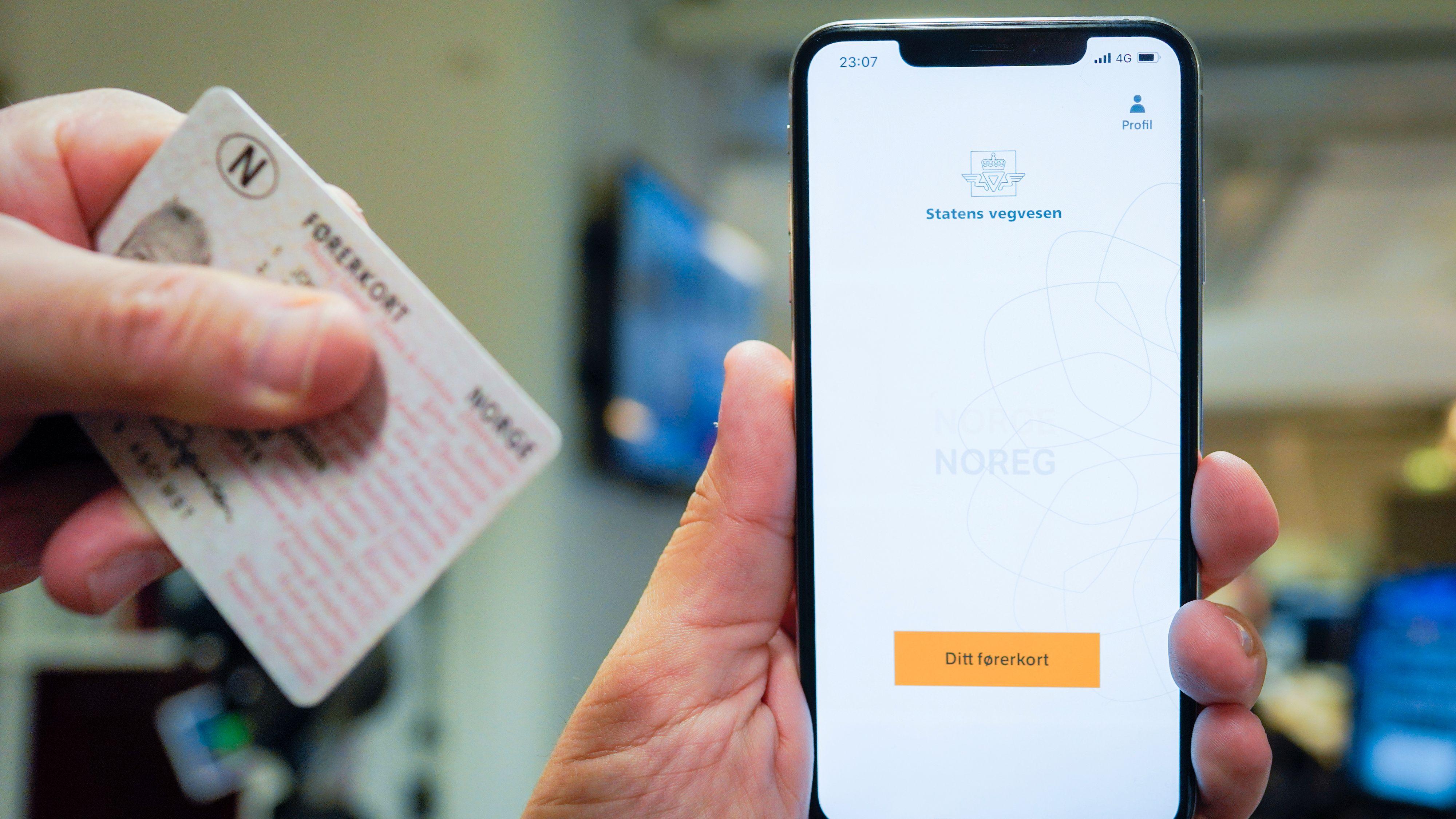 670.000 har lastet ned førerkort-appen