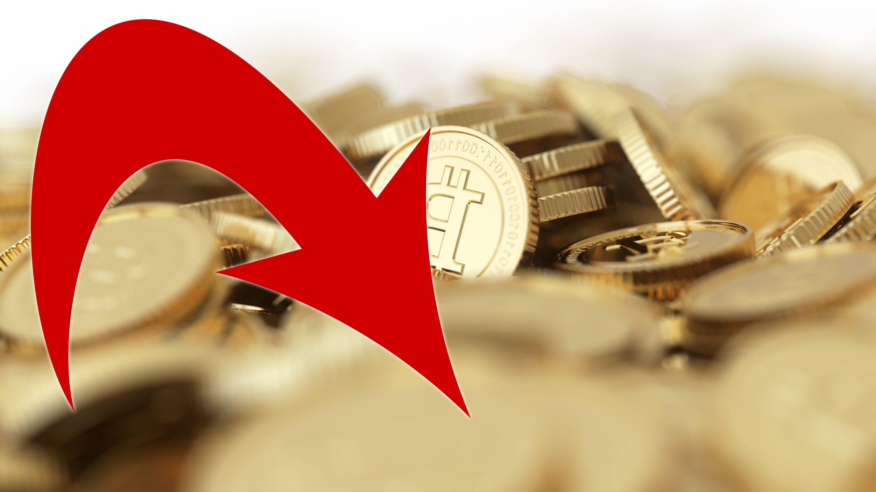 Bitcoin-verdien stuper etter FBI-raid