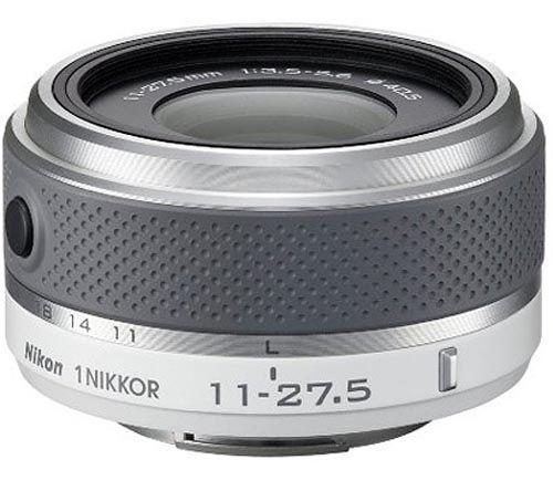 Nikon har også lansert et nytt kitobjektiv med brennvidde 11-27.5mm-f3.5-5.6