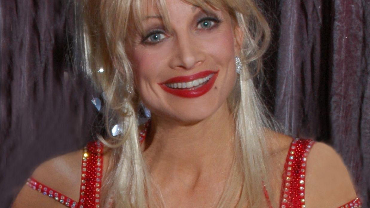 Dolly Parton - Backwoods Barbie
