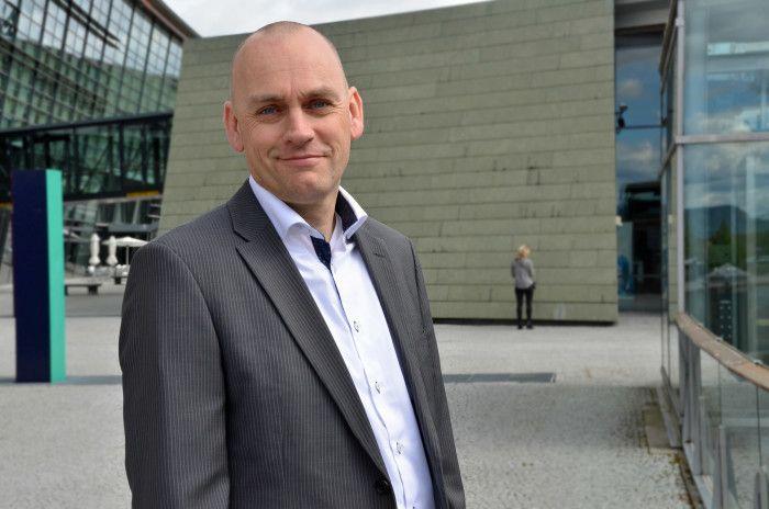 Bjørn Ivar Moen er leder for mobilvirksomheten i Telenor Norge.