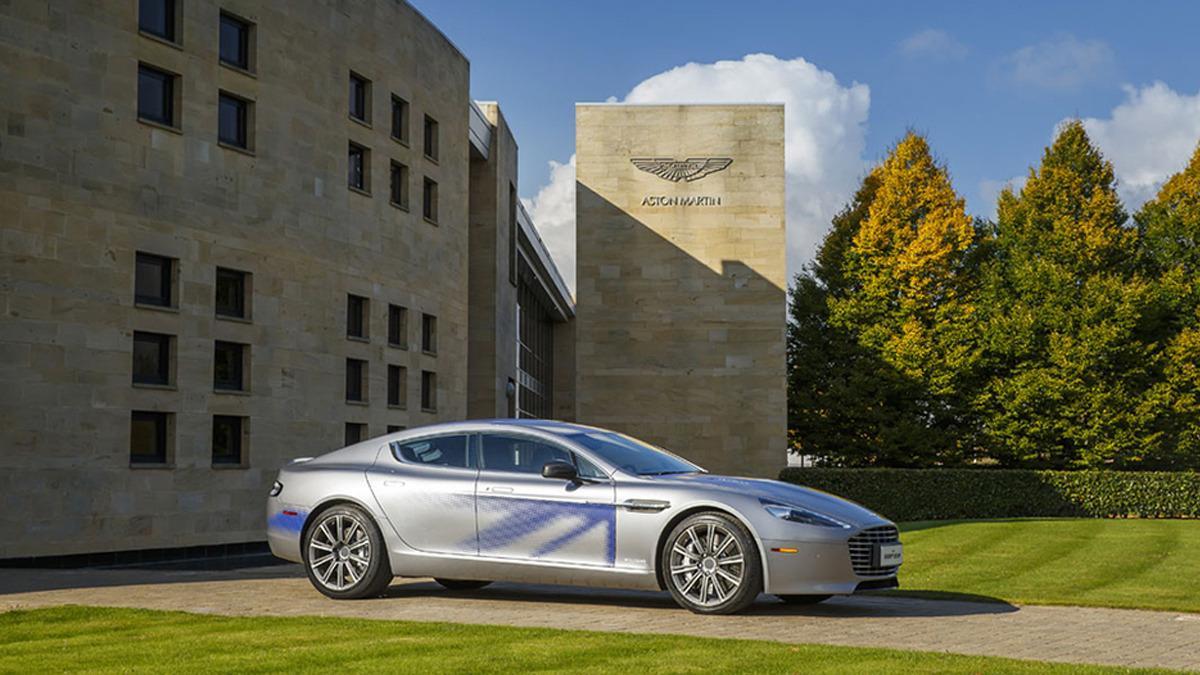 Her er RapidE – elbilen som får Model S til å se pinglete ut