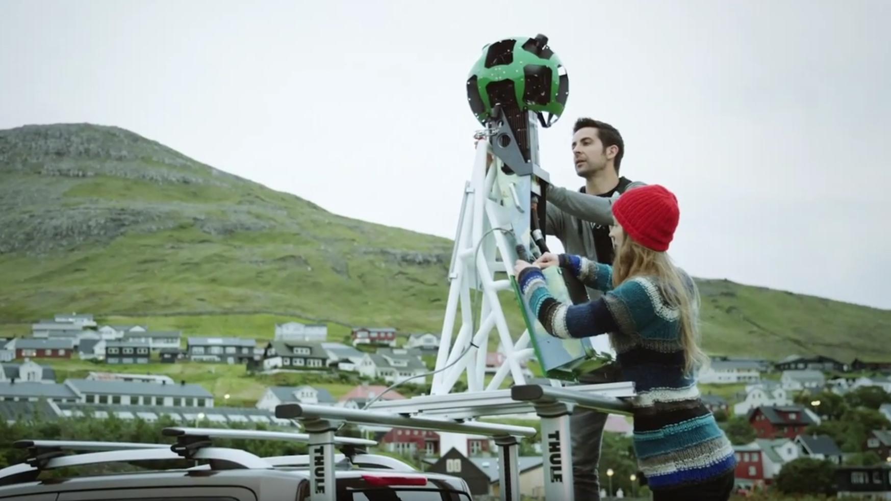 Nå skal Google endelig legge Færøyene inn i Street View