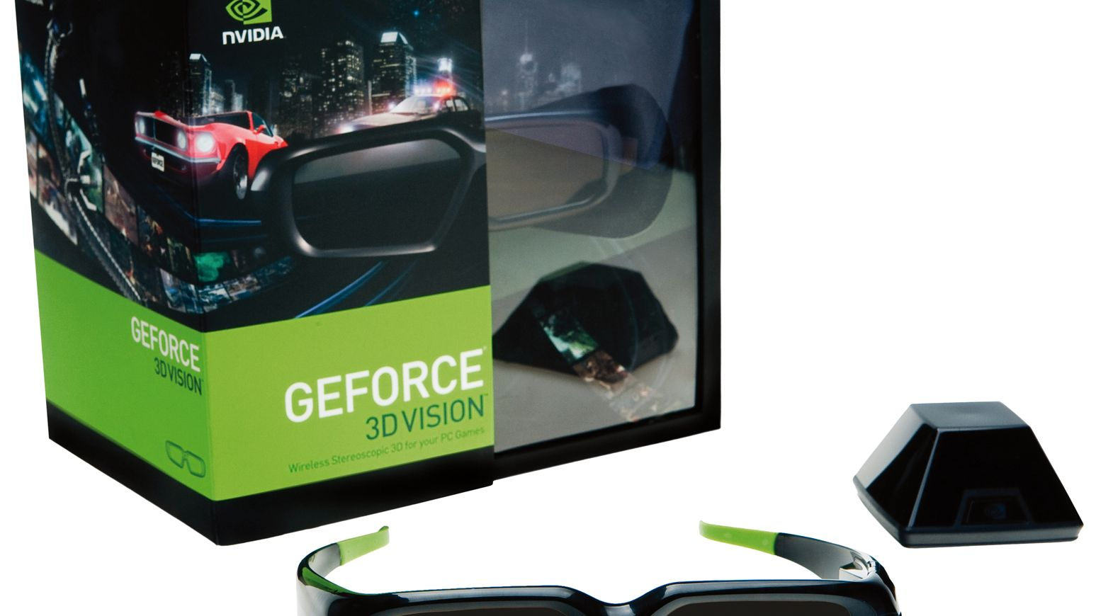Nvidia 3D Vision kommer til nettvideo