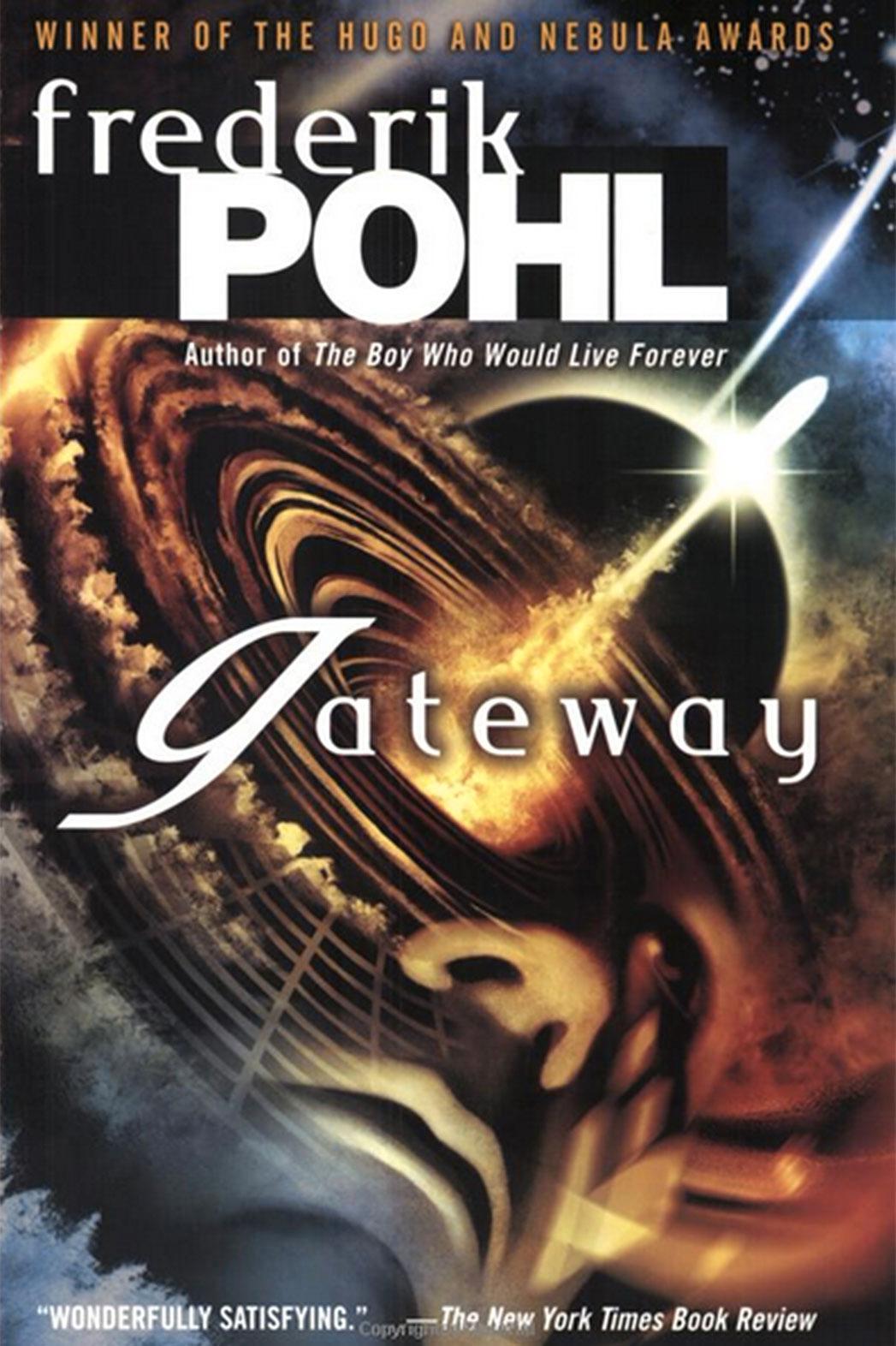 Gateway byr på science fiction av den gamle skolen.