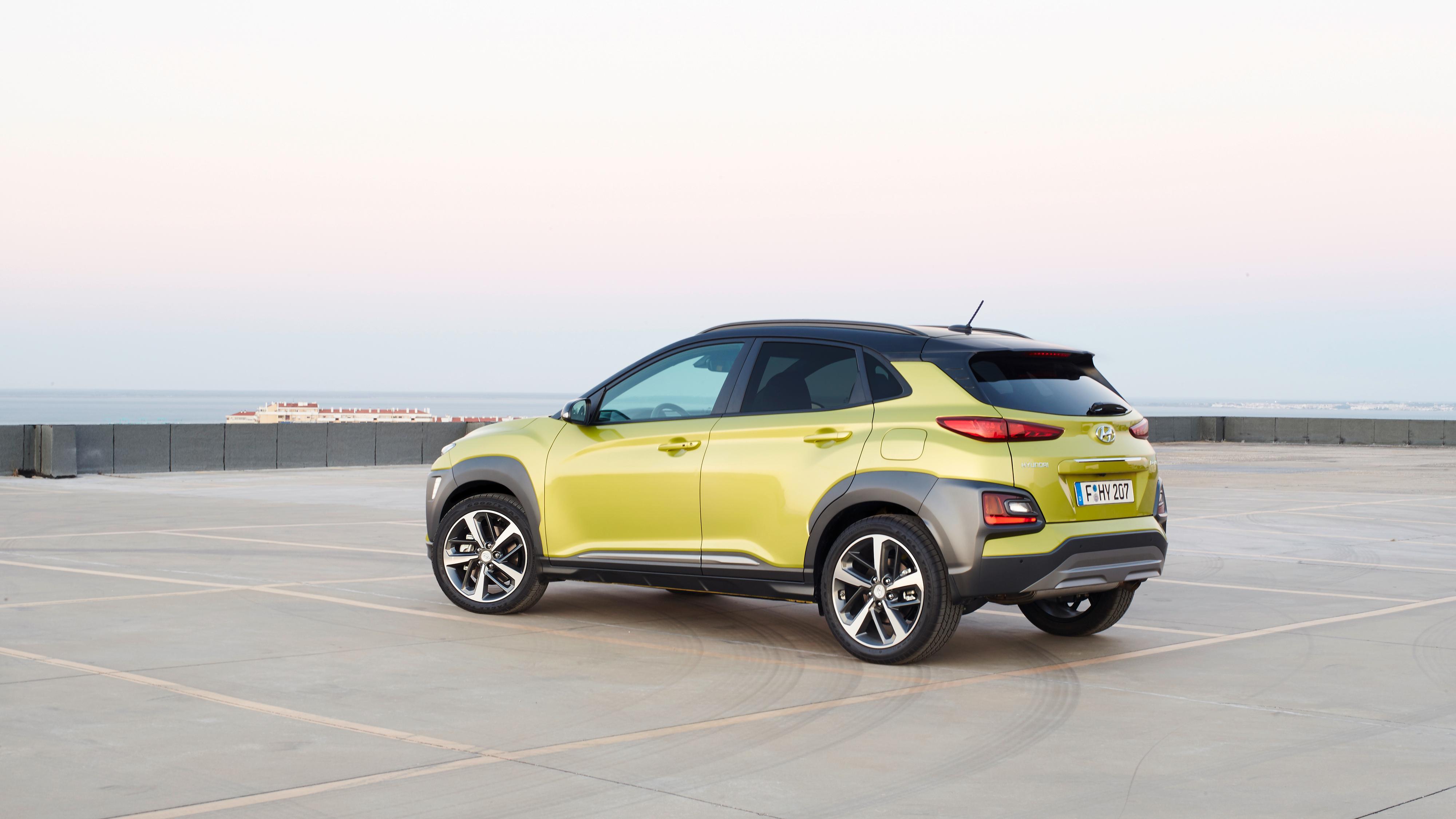 Hyundai har allerede fått ordrer på hele 2018-leveransen av Kona Electric