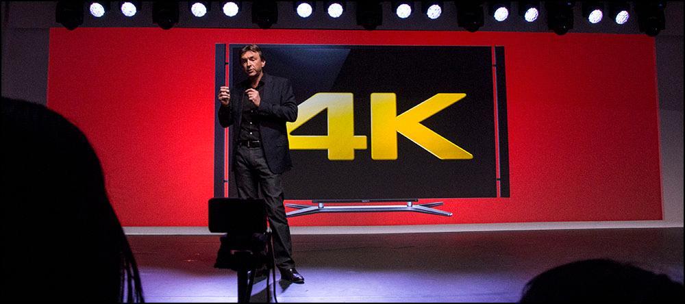 4K er 2013s nye buzzword.Foto: Niklas Plikk, Hardware.no