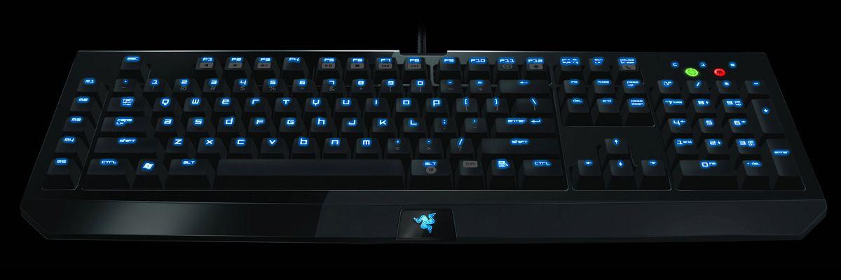 Erfaringer med Razer BlackWidow Ultimate Stealth Edt