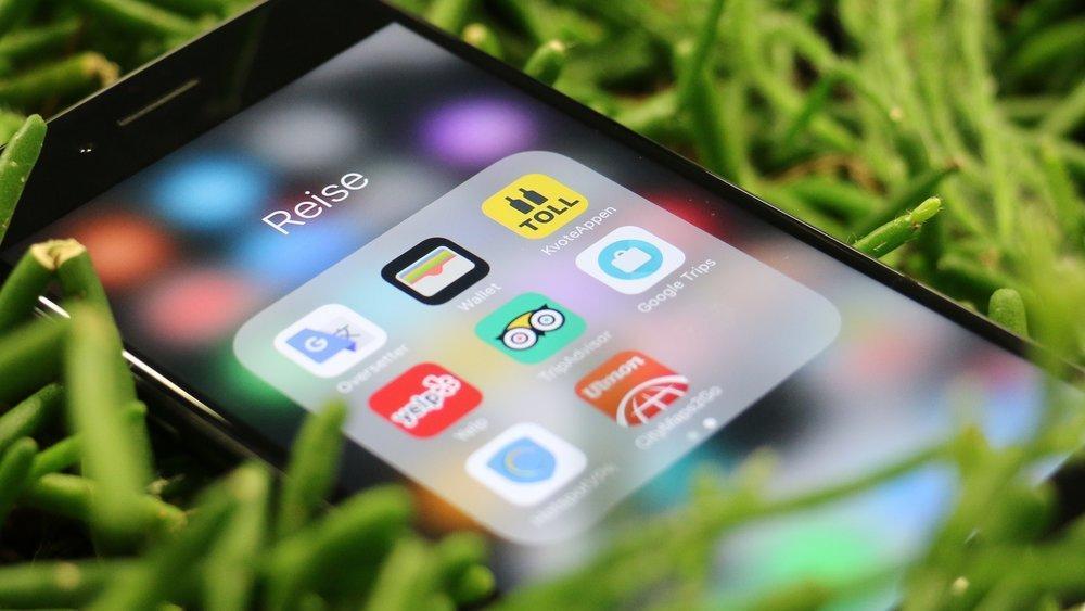 Nettsted: Disse appene spionerer på deg