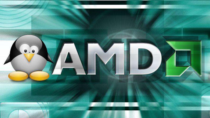 AMD frigir kode