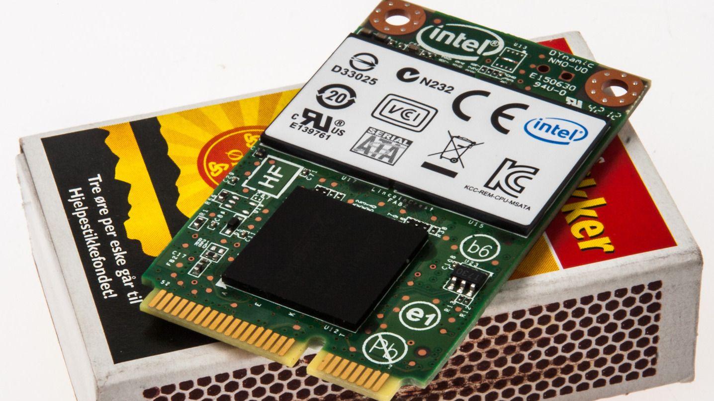 Intel 525 Series mSATA SSD 120 GB