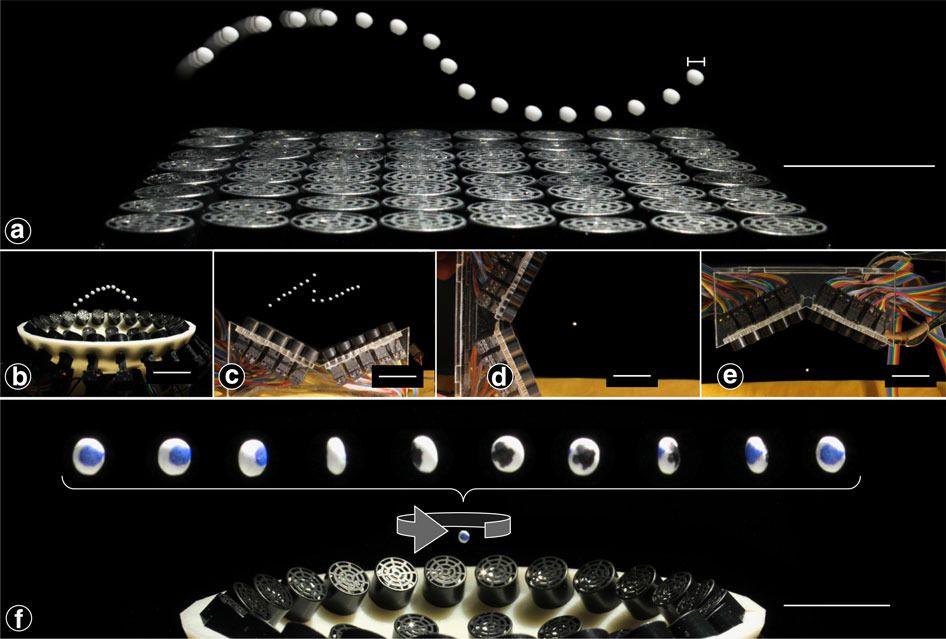 Illustrasjonsbilde av teknologien, hentet fra forskningsdokumentet. Foto: Nature