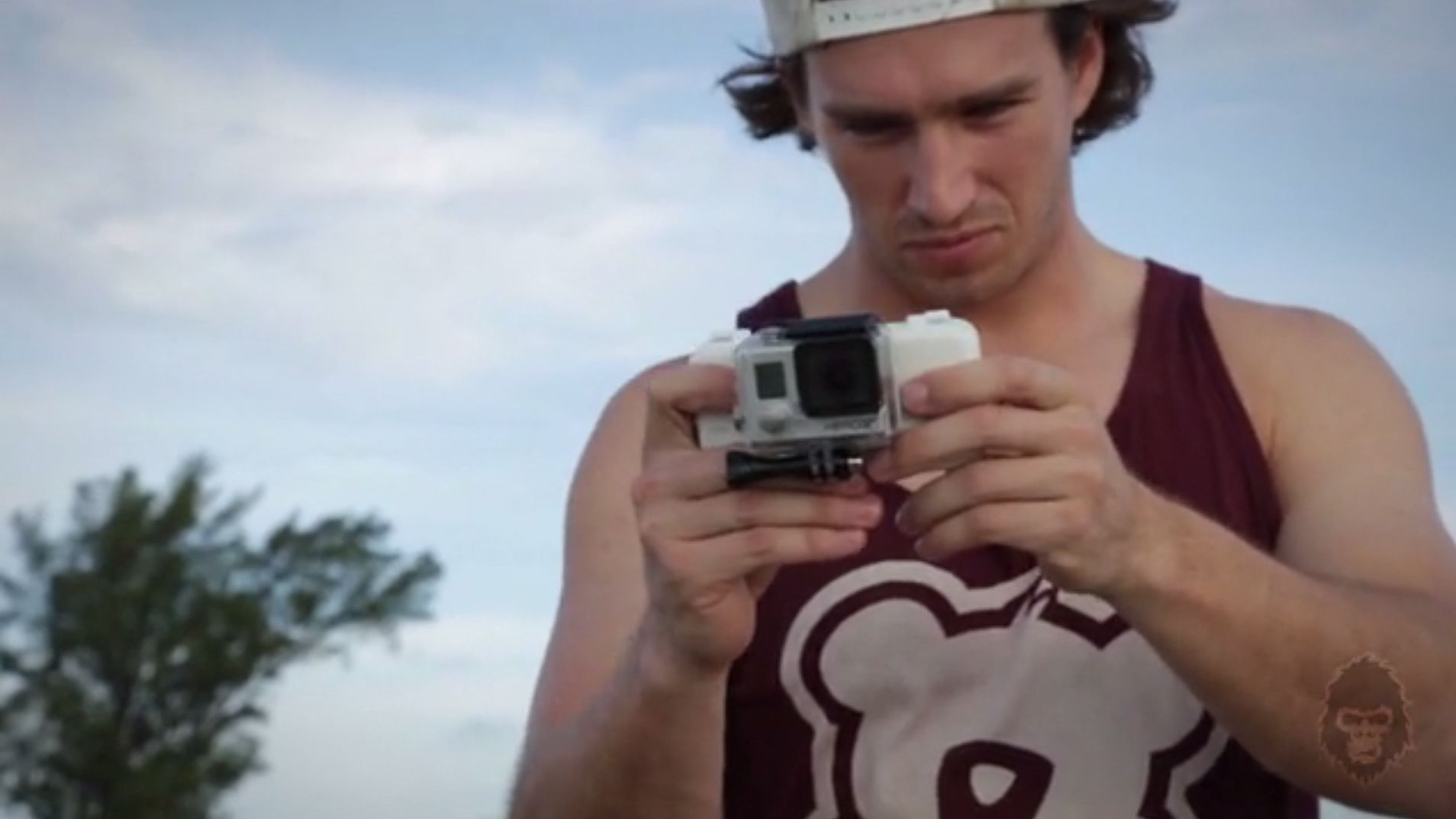 Bruk mobilen som GoPro-skjerm