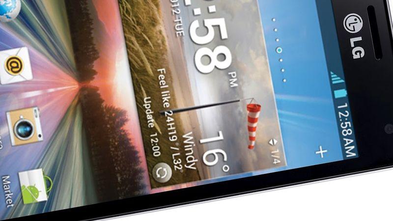 LG Optimus G kan bli markedets kraftigste