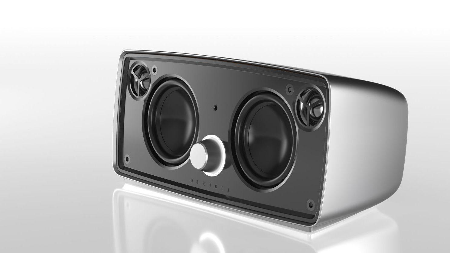Denne modulære høyttaleren lar deg enkelt skifte ut alle komponentene