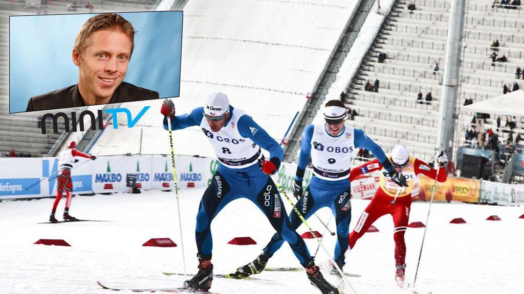 - Ski-VM er perfekt for MiniTV