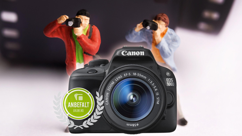 Nikon D3200 Test Tek.no